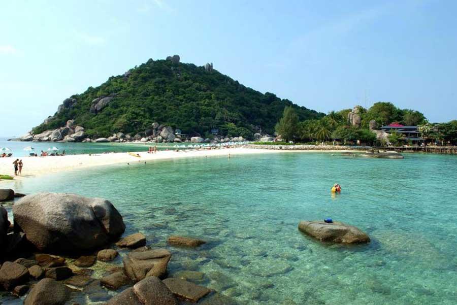 Nang-Yuan-Island
